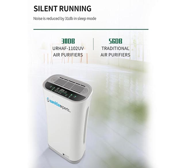 Air Sanitizer for Home use